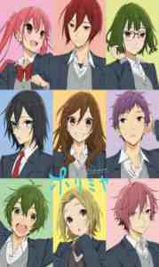 Horimiya - Episodio 01