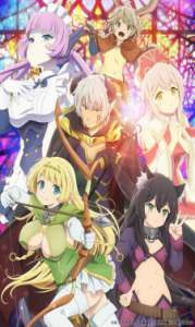 Isekai Maou to Shoukan Shoujo no Dorei Majutsu 2 - Episódio 05